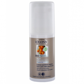 Logona Age Protection Crème nutrition intense jour et nuit 30ml Logona Crèmes anti-âge Bio Onaturel.fr