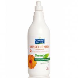Liquide vaisselle main Dermo spécial peaux intolérantes 500ml Etamine du Lys Vaisselle Bio Onaturel.fr
