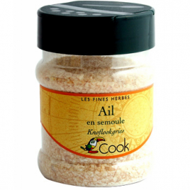 Cook Ail en semoule 150g Cook Epices Bio Onaturel.fr