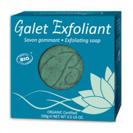 Phyts Galet exfoliant savon gommant poudre de Bambou Fucus Bionatural 100g Phyts Hygiène Onaturel.fr