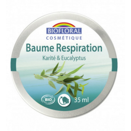 Biofloral Baume respiratoire Karité Eucalyptus 35ml Biofloral