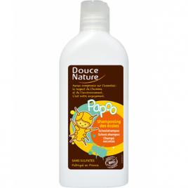 Douce Nature Papoo Shampooing des écoles anti poux 200ml