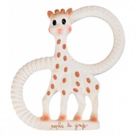 Vulli Anneau de dentition SO'PURE Sophie la girafe version souple dès la naissance Vulli Categorie temp Onaturel.fr