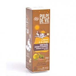 Pulpe De Vie Comme à la plage autobronzant et hydratant visage Coing Carotte 30ml