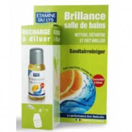 Etamine du Lys Recharge à diluer salle de bain Brillance pulvérisateur 50ml égal à 500ml Etamine du Lys Salle de Bain Bio Ona...