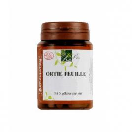 Belle et Bio Ortie feuilles bio 200 gélules Belle et Bio Compléments Alimentaires Bio Onaturel.fr