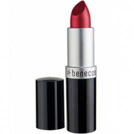 Benecos Rouge à lèvres Just Red/ Rouge Classique 4.5g Benecos Rouges à levres bio - gloss et crayons à lèvres Onaturel.fr