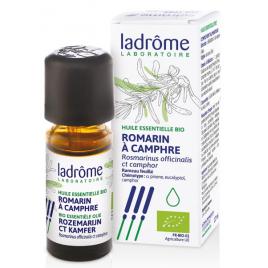 Ladrome Romarin officinal à Camphre bio 10ml