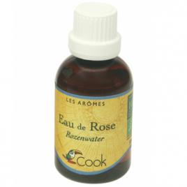 Cook Eau de Rose 50ml Cook Epicerie Onaturel.fr
