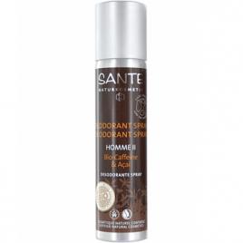 Sante Déodorant Spray Homme II Caféine Açaï 100ml