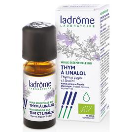 Ladrome Thym à Linalol 10ml Ladrome Immunité Onaturel.fr