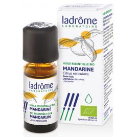 Ladrome Mandarine Bio 10ml Ladrome Huiles essentielles Onaturel.fr