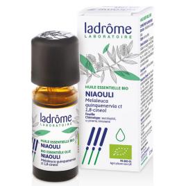 Ladrome Niaouli Bio 10ml Ladrome Huiles essentielles Onaturel.fr