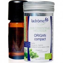 Ladrome Origan compact 10ml Ladrome Aromathérapie Bio Onaturel.fr