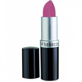 Benecos Rouge à lèvres Pink Rose/ Vieux Rose 4.5g Benecos Rouges à levres bio - gloss et crayons à lèvres Onaturel.fr