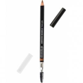Benecos Crayon à sourcils châtain (gentle brown) 1.13g Benecos fards à paupières bio - ombre et crayons paupières Onaturel.fr