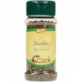 Cook Basilic feuilles 15g Cook Herbes Aromates bio Onaturel.fr