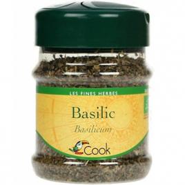 Cook Basilic feuilles 30g Cook Herbes Aromates bio Onaturel.fr