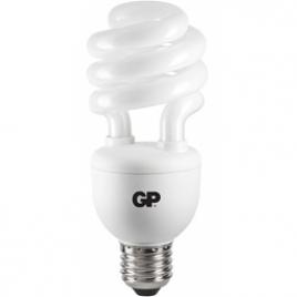 GP Lightning Ampoule spirale + variateur On/Off E27 1300 Lumen 20W