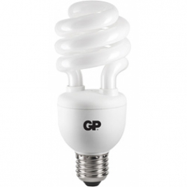 GP Lightning Ampoule spirale + variateur On/Off E27 1300 Lumen 20W GP Lightning Categorie temp Onaturel.fr