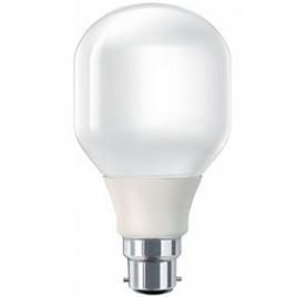 Philips Ampoule Eco. d'énergie 80% Softone 12W B22 Blanc X 1
