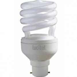 LUCIBEL Eco Energie 20W E27 CONFORT Spirale  Lot de 2 Lucibel Categorie temp Onaturel.fr