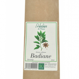 Herbier De France Badiane 50g Herbier De France Digestion Onaturel.fr