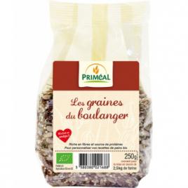 Primeal Les graines du boulanger mélange Omega 3 250g