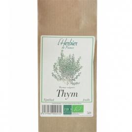 Herbier De France Thym Feuilles 50g Herbier De France