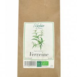 Herbier De France Verveine odorante 25g Herbier De France Digestion Onaturel.fr