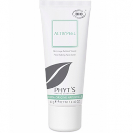 Phyts Activ Peel Gommage à grains 40g Phyts Categorie temp Onaturel.fr
