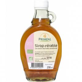 Primeal Sirop d'Erable 250ml Primeal Epicerie Onaturel.fr