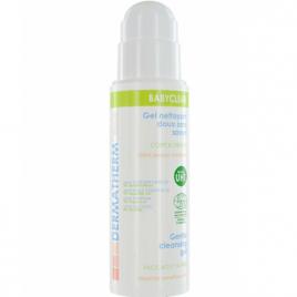 Dermatherm Babyclear Gel nettoyant moussant visage et corps 150ml Dermatherm Soins du corps Bio Onaturel.fr