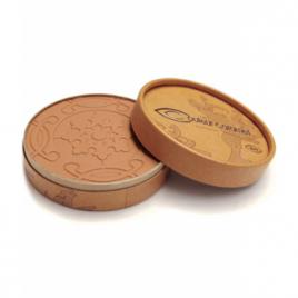 Couleur Caramel Terre Caramel N°27 Brun orangé mat effet bronzé 8.5g Couleur Caramel Teint bio Onaturel.fr