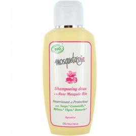 Mosqueta's Shampoing doux à la Rose Musquée nourrissant et protecteur 200ml