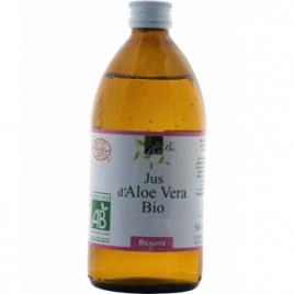 Belle et Bio Aloe vera liquide 500ml Belle et Bio Soins du corps Bio Onaturel.fr