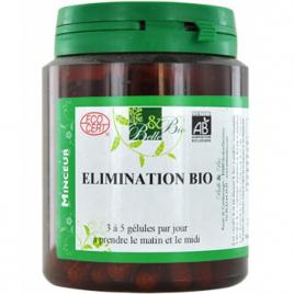 Belle et Bio Elimination bio Boite de 200 gélules 71g Belle et Bio Détoxication Onaturel.fr