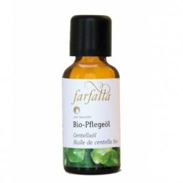 Farfalla Huile de Centella bio 30ml Farfalla Huiles végétales Bio Onaturel.fr