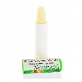 Naturado Stick lèvres karité citron et pamplemousse 4gr