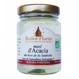 Ballot Flurin Miel d'Acacia des Hautes Pyrénées bio 125g Ballot Flurin Alimentation Bio Onaturel.fr