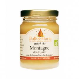 Ballot Flurin Miel de Montagne bio 125g Ballot Flurin Compléments Alimentaires Bio Onaturel.fr