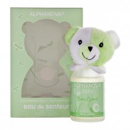 Alphanova Parfum bébé Baby Green filles et garçons 100ml Alphanova Soins / Hygiène bébé Onaturel.fr