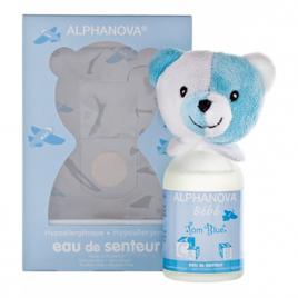 Alphanova Parfum bébé Tom Blue pour garçons 100ml Alphanova Soins / Hygiène bébé Onaturel.fr