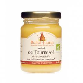 Ballot Flurin Miel de Tournesol bio 125g Ballot Flurin Compléments Alimentaires Bio Onaturel.fr