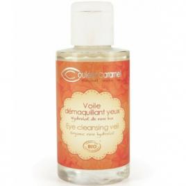 Couleur Caramel Voile Démaquillant Yeux Hydrolat de Rose 125ml