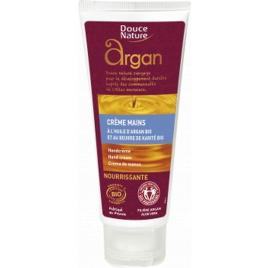 Douce Nature Crème mains à l'huile d'Argan et Beurre de Karité 60ml