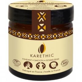 Karethic Velouté de Karité 70% Beurre de Karité parfumé à la Mangue fraîche 50ml Karethic Categorie temp Onaturel.fr