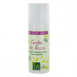 Belle et Bio Crème bio Seins et Buste Galbe de Rose 50ml Belle et Bio Soins anti-âge Bio Onaturel.fr