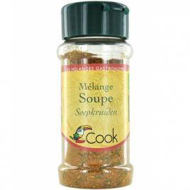 Cook Mélange Soupe 40g Cook Soupes Bio Onaturel.fr