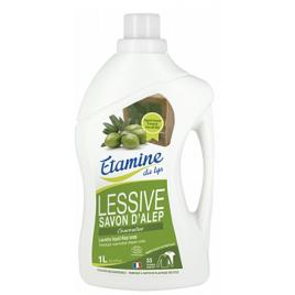 Etamine du Lys Lessive liquide au savon d'Alep de Syrie 1 litre